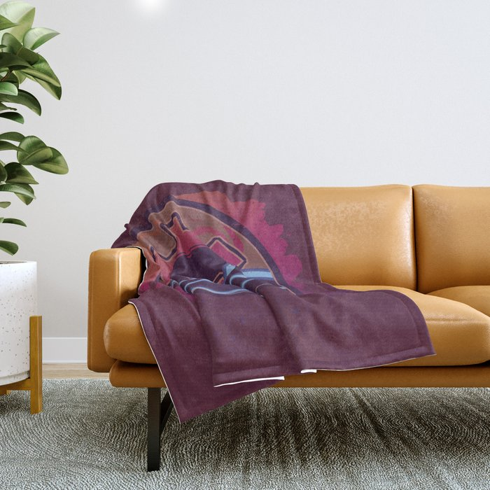 Sounds Perfect Throw Blanket