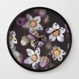 Dainty Little Things Wall Clock