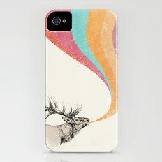 Elk Song iPhone (4, 4s) Slim Case
