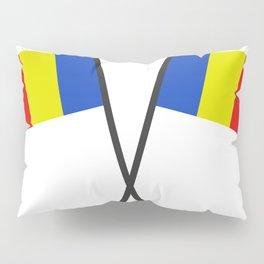 romania flag Pillow Sham