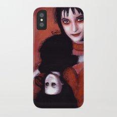 Lydia Deetz Slim Case iPhone X