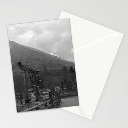 Nikkō mountain 002 Stationery Cards