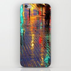 Street Lights iPhone & iPod Skin
