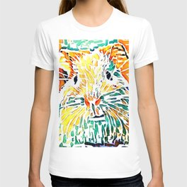 Hot painted Guinea Pig T-shirt