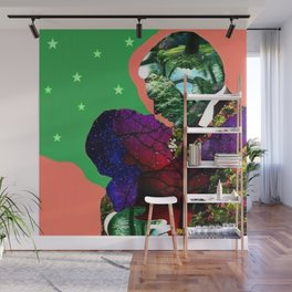 The Night Finds The Day Wall Mural
