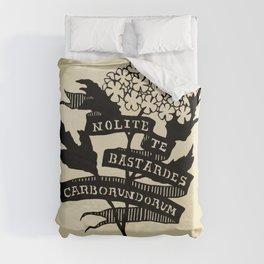 Handmaid's Tale - NOLITE TE BASTARDES CARBORUNDORUM Duvet Cover