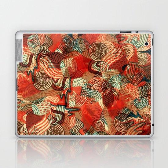 Melting Mix Laptop & iPad Skin