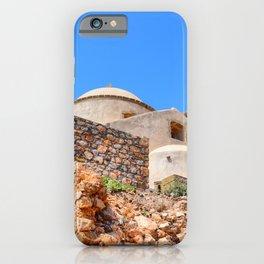monemvasia castle i iPhone Case
