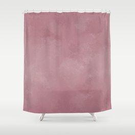 Blush Foil Shower Curtain