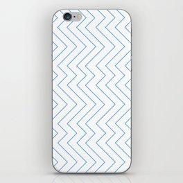 YARA ((true blue)) iPhone Skin