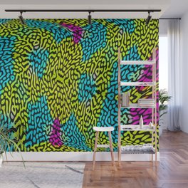 Colorandblack serie 123 Wall Mural