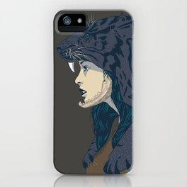 Huntress iPhone Case
