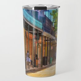 Sun Soaked New Orleans Travel Mug