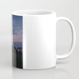 Purple and Pink Sunset Coffee Mug