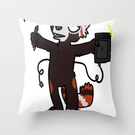Art????? Throw Pillow
