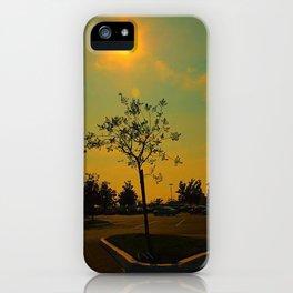 Sunlust  iPhone Case