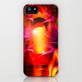 Lighthouse romance 10 iPhone Case