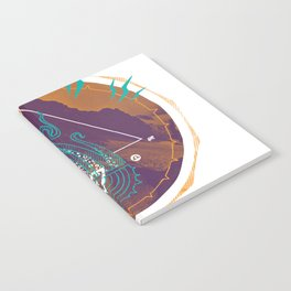 The Mountain of Madness Notebook