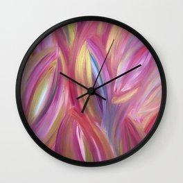 Heat No. 3 Wall Clock