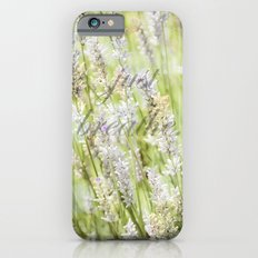 Just Breathe II iPhone 6s Slim Case