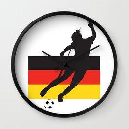 Germany - WWC Wall Clock