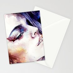 At times when we are hurt, we learn the most Stationery Cards