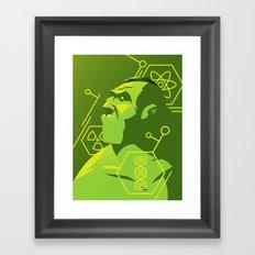 A Hulk Framed Art Print