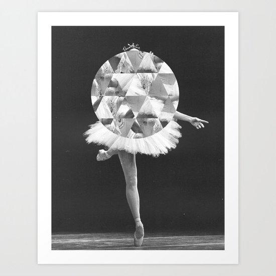 Dancing in Circles Art Print