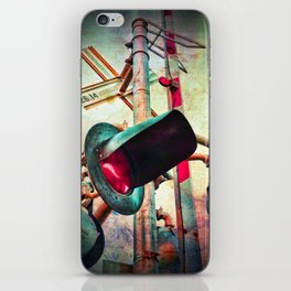 Crossings iPhone Skin