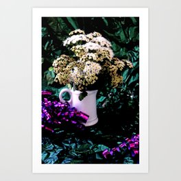 The Creamer Of The Crop Art Print