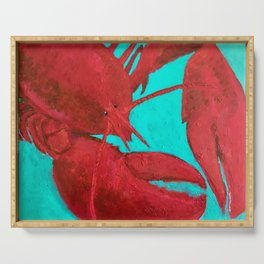 Lobster, Claws for Celebration Serving Tray