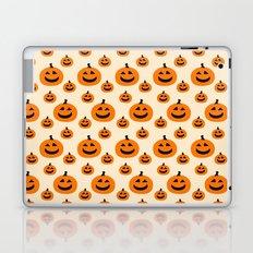 Halloween Pumpkins Laptop & iPad Skin