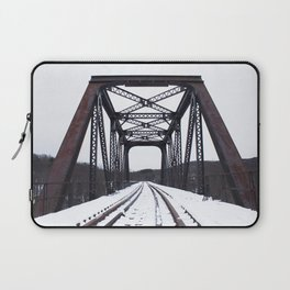 Winter Trestle Laptop Sleeve