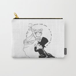 Sailor Moon Don't Need No Man Carry-All Pouch