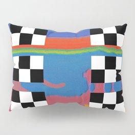 drag scan Pillow Sham