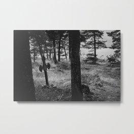 Estonian Gothica Metal Print