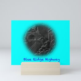 Blue Ridge Parkway Mini Art Print