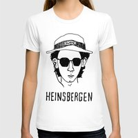 tenenbaums T-shirts featuring Heinsbergen (Royal Tenenbaums/Breaking Bad) by Tabner's