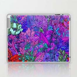 Electric Garden Laptop & iPad Skin