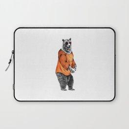 Cool Bear Laptop Sleeve