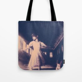 Rabbit Of A Different Color Tote Bag