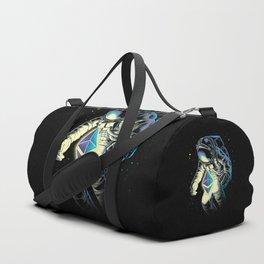 Space Ethereum Duffle Bag