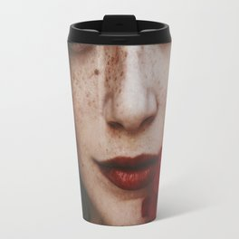 Freckle art Travel Mug
