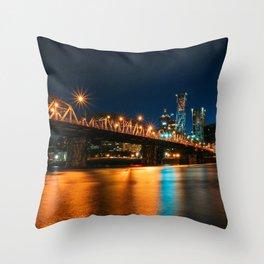 Bridgetown Throw Pillow