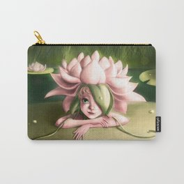The Nymph Elea Carry-All Pouch
