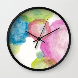 Ezra circles  Wall Clock
