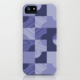 Purple Ninety iPhone Case