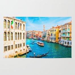 Italy. Venice lazy day Rug