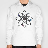 physics Hoodies featuring Physics by IvanaW