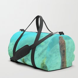 Watercolor Seascape, St John 70, USVI Duffle Bag